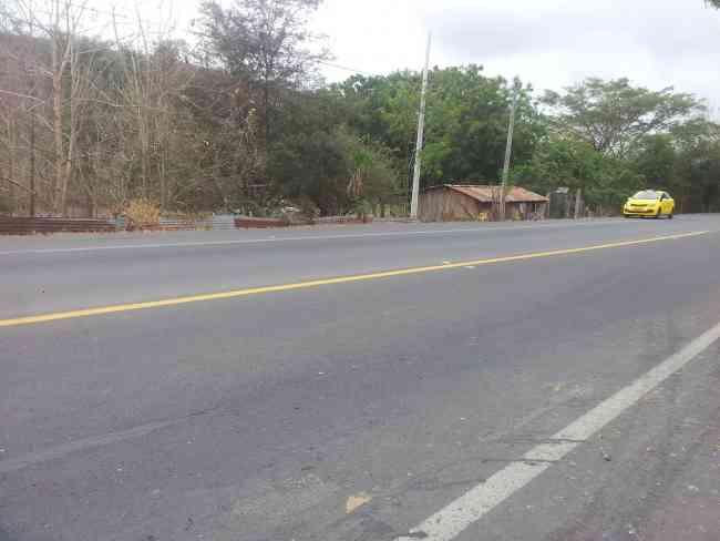 Finca para chanchera en Bahía de Caráquez