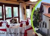 Organizacion de bodas y eventos valle de los chillos