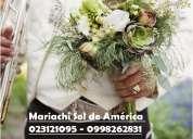 Precios de mariachis en quito-mariachi sol de america 0998262831