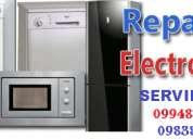 Su lavadora dañana reparamos a domicilio con garantia 0994-844-048