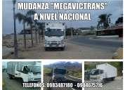 Transporte y mudanzas Manabi express