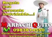 Mariachiquito serenatas para toda ocasion desde $40 reserva al 0983814550