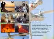 Automatización , electrónica , robótica, alquiler de dron