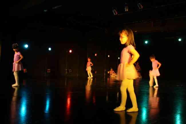 Ballet y baile para niños en Valle de Los Chillos