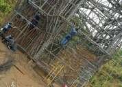 Construcciones de estructuras metalicas