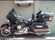 Excelente moto harley davidson electra glide ultra classic