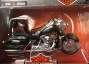 Excelente motos harley davidson de colección escala 1:18