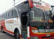 Excelente hino solo el bus 2011 Ķm 665333