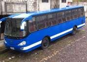 Vendo excelente bus chevrolet 40 pasajeros