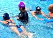 Escuela de natación cabrales