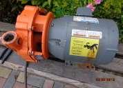 Vendo bomba de agua de 5 hp