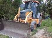 Retroexcavadora jhon deere 410g 2003