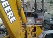 Vendo maquina excavadora importada
