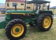 Se vende tractor john deere 3350