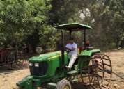 Excelente tractor de fangueo, john deere, 5065e. contactarse!