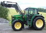 Oportunidad! tractor john deere 6610