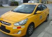 De venta taxi de cooperativa 9 de junio.