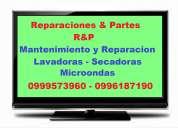 Reparacion de lavadoras ,secadoras,microondas