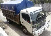 Excelente camion mitsubishi fuso