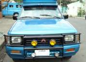 Excelente camioneta mitsubishi l200 4x2 del año 1994