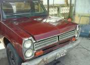 Vendo camioneta nissan junior 1977