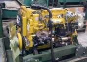 Excelente motor caterpillar 3126 cat turbo 275hp