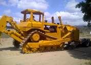 Vendo excelente tractor d8n