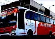 Se vende bus hino fg,contactarse!