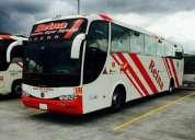 Excelente bus reina del camino con puesto