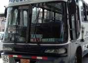 Vendo bus toyota