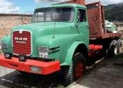 Excelente camion man año 1977