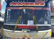 Vendo o cambio bus interprovincial panamericana,aproveche ya!