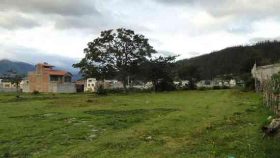 Vendo 1.600 metros en Otavalo