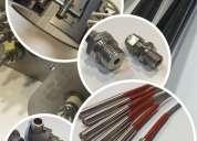 Resistencias electricas de cartucho de alta densidad - cartuchos calefactores