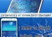 Cristal glass touch samsung galaxy s3-s4-s5 y versiones mini