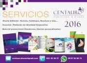 Servicio de diseÑo grÁfico y publicidad para empresas y negocios quito y ciudades