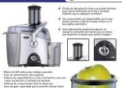 Cambio batidora oster por extractor de jugo oster