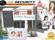 Venta, instalación y mantenimiento de vídeo porteros