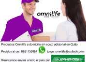 Omnilife sus compras de productos a domicilio y envíos gratis