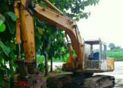 Excavadora komatsu pc 200-3