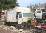 Compro chatarra, maquinaria industrial vieja, equipo pesado obsoleto, motores... 0998111348 quito