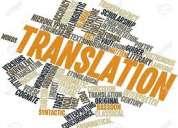 traductor de documentos e interprete / traducciones certificadas  al 2544188