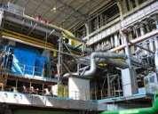 Compramos galpones, bodegas, fábricas para su desguace, desmantelamiento, desmontaje de maquinarias