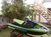Moto acuatica yamaha 600 cc