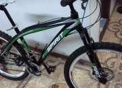 bicicleta de aluminio rin 26