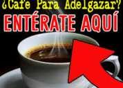 Busco vendedores para distribuir maravilloso cafe que sirve para adelgazar!!!