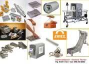 """equipo separador magnetico ó electromagnÉtico linea profesional e industrial. """"eriez-usa"""""""