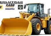 Solutrac insumos y repuestos para equipo pesado e industrial. repuestos equipo caminero