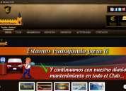 Páginas web, redes sociales, sistemas a medida, cms, crm, erp