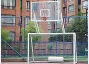 Mallas para arcos de futbol en ecuador